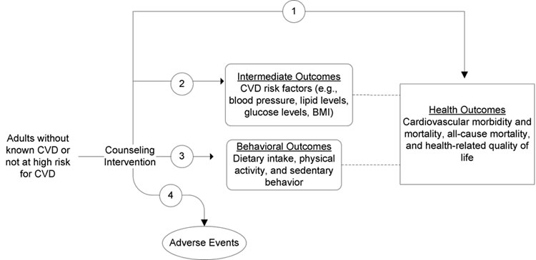 Final Research Plan: Healthful Diet and Physical Activity
